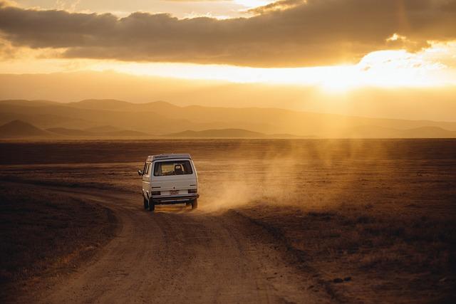 Jak najakuratniej podróżować do pracy czy na wakacje prywatnym autem tak czy nie?